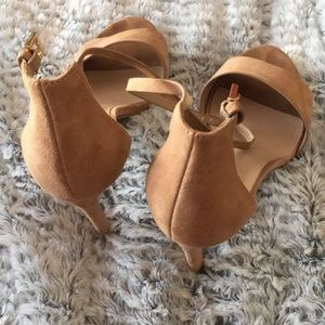 5845c39aa7c Aldo Shoes - Nude ALDO Melawet Sandal